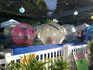 Children should be kept in bubbles